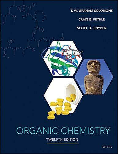 Organic Chemistry (Hardcover): T.W. Graham Solomons