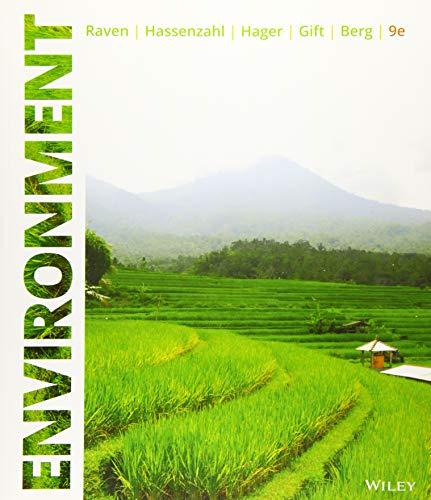 9781118875827: Environment, 9th Edition