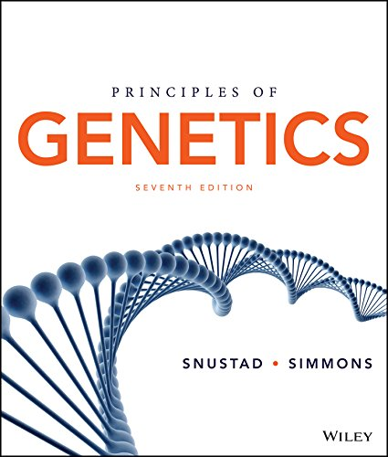9781118875896: Principles of Genetics