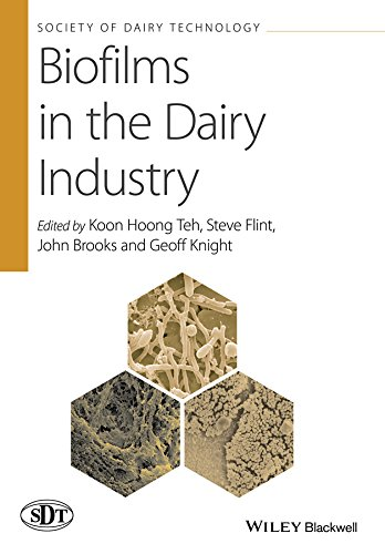 9781118876213: Biofilms in the Dairy Industry (Society of Dairy Technology)