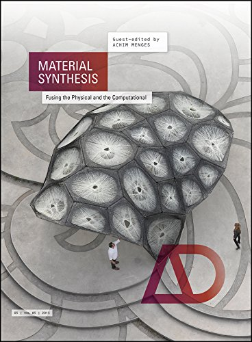 9781118878378: Material Synthesis: Fusing the Physical and the Computational (Architectural Design)