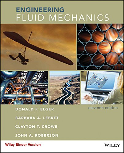 9781118880685: Engineering Fluid Mechanics, Binder Ready Version