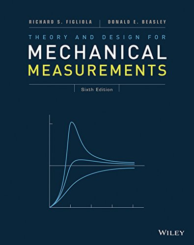 Theory And Design For Mechanical Measurements, 6E: Figliola