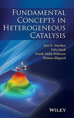 Fundamental Concepts in Heterogeneous Catalysis: N?rskov, Jens K.