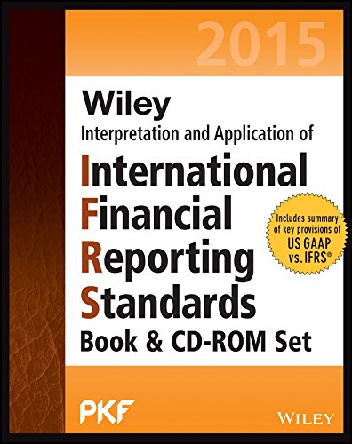 Wiley IFRS 2015: Interpretation and Application of International Financial Reporting Standards Set ...