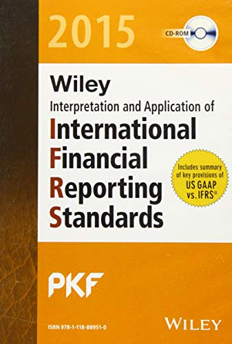 Wiley IFRS 2015: Interpretation and Application of International Financial Reporting Standards (...