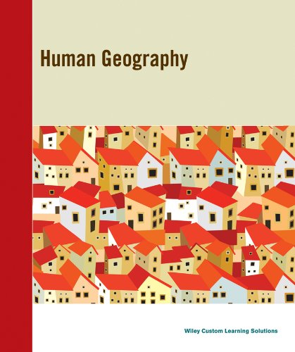 Human Geography, 2e with NGS (Visualizing Series): Greiner, Alyson
