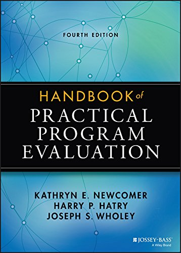 9781118893609: Handbook of Practical Program Evaluation (Essential Texts for Nonprofit and Public Leadership and Management)