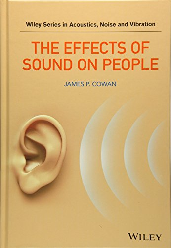 9781118895702: The Effects of Sound on People (Wiley Series in Acoustics Noise and Vibration)