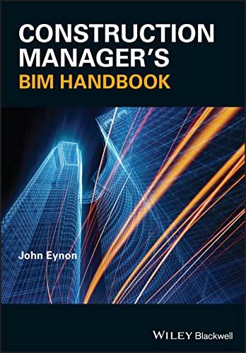 Construction Manager's BIM Handbook: John Eynon