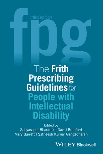 9781118897201: The Frith Prescribing Guidelines for People with Intellectual Disability 3E