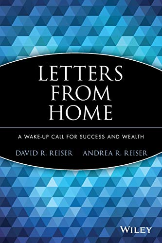 9781118899298: Letters from Home: A Wake-up Call for Success and Wealth