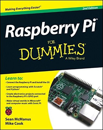 9781118904916: Raspberry Pi for Dummies 2E