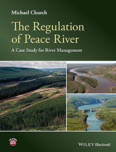 9781118906149: The Regulation of Peace River: A Case Study for River Management