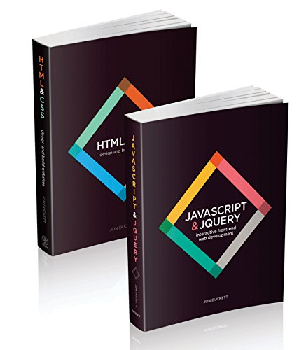 9781118907443: Web Design with HTML, CSS, JavaScript and jQuery Set