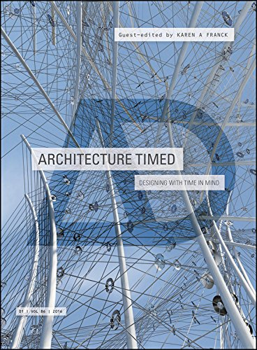 9781118910641: Architecture Timed: Designing with Time in Mind (Architectural Design)
