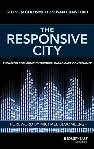 9781118910900: The Responsive City: Engaging Communities Through Data-Smart Governance