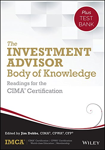 9781118912324: The Investment Advisor Body of Knowledge + Test Bank: Readings for the CIMA Certification