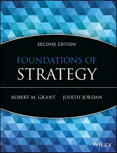 9781118914700: Foundations of Strategy