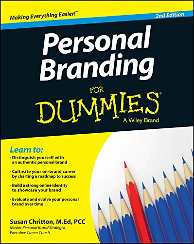 9781118915554: Personal Branding For Dummies