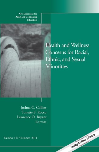 Health and Wellness Concerns for Racial, Ethnic,: Editor: Joshua C.