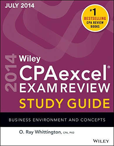Wiley Cpaexcel Exam Review Spring 2014 : O. Ray Whittington