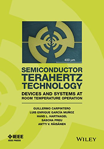 9781118920428: Semiconductor Terahertz Technology: Devices and Systems at Room Temperature Operation (Wiley - IEEE)