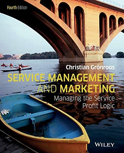 9781118921449: Service Management and Marketing: Managing the Service Profit Logic