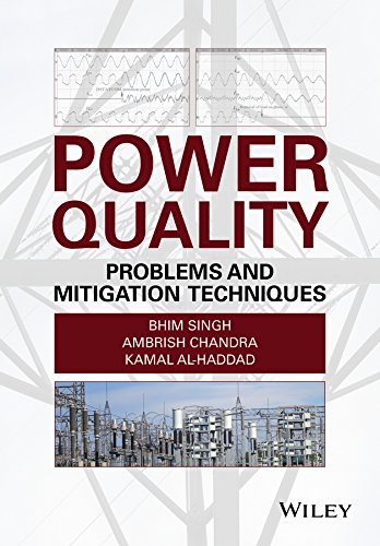 9781118922057: Power Quality: Problems and Mitigation Techniques