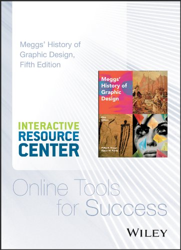Meggs' History of Graphic Design, 5e Interactive: Meggs, Philip B.,