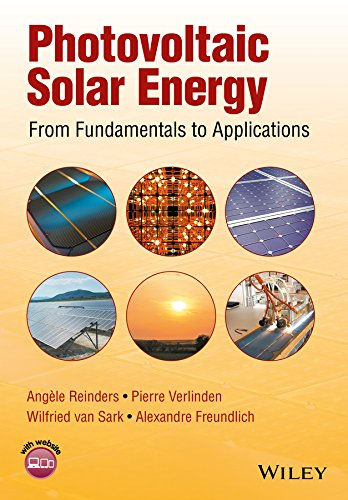 9781118927465: Photovoltaic Solar Energy: From Fundamentals to Applications