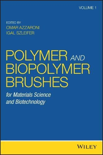 9781118928905: Polymer and Biopolymer Brushes: Fundamentals and Applications in Materials Science and Biotechnology