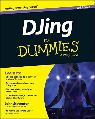 9781118937280: DJing For Dummies