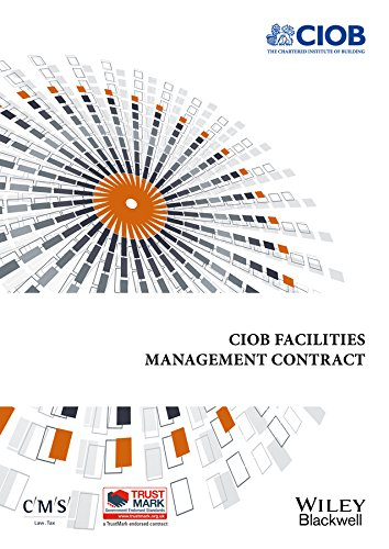 Facilities Management Contract: Chartered Institute of Building