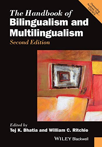 9781118941270: The Handbook of Bilingualism and Multilingualism (Blackwell Handbooks in Linguistics)