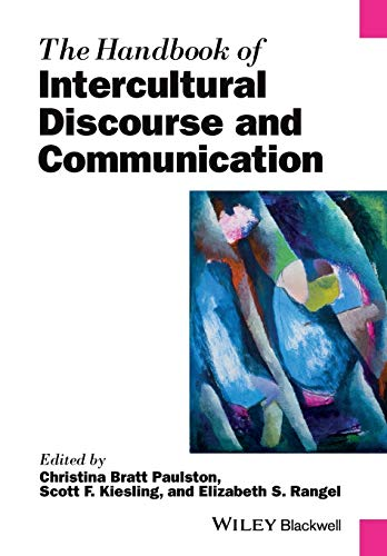 9781118941287: The Handbook of Intercultural Discourse and Communication (Blackwell Handbooks in Linguistics)