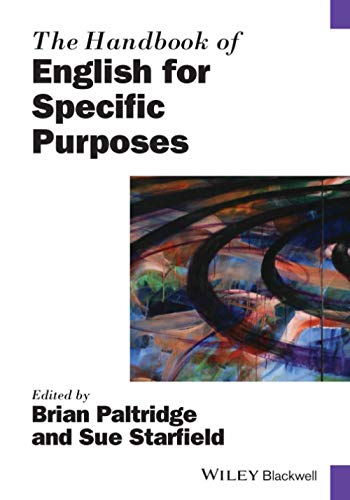 9781118941553: The Handbook of English for Specific Purposes (Blackwell Handbooks in Linguistics)