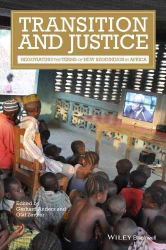 9781118944776: Transition and Justice: Negotiating the Terms of New Beginnings in Africa (Development and Change Special Issues)