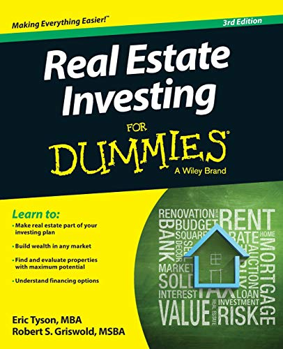 9781118948217: Real Estate Investing For Dummies