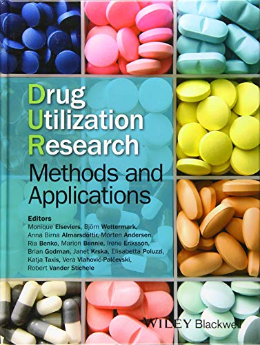 9781118949788: Drug Utilization Research: Methods and Applications