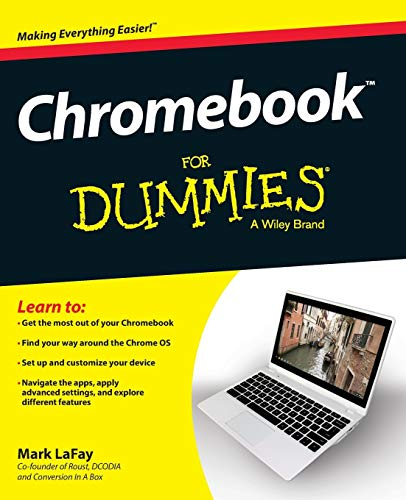 9781118951262: Chromebook For Dummies