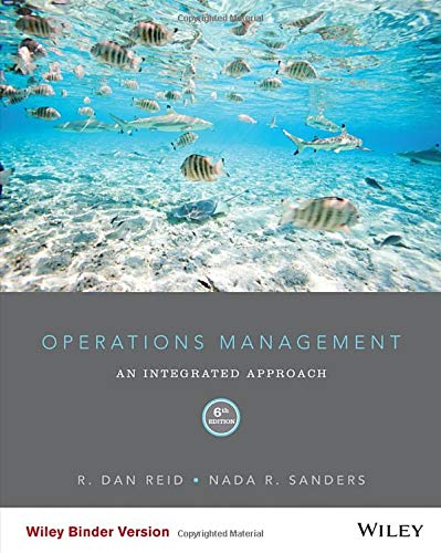 9781118952610: Operations Management: An Integrated Approach