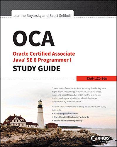 9781118957400: OCA: Oracle Certified Associate Java SE 8 Programmer I Study Guide: Exam 1Z [Lingua inglese]: Oracle Certified Associate Java SE 8 Programmer I Study Guide: Exam 1Z0-808
