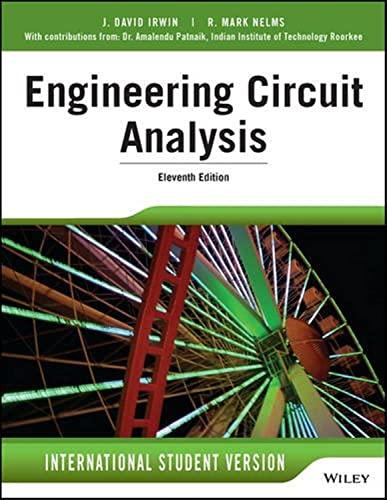 9781118960639: Engineering Circuit Analysis