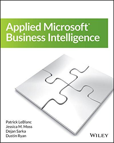 9781118961773: Applied Microsoft Business Intelligence