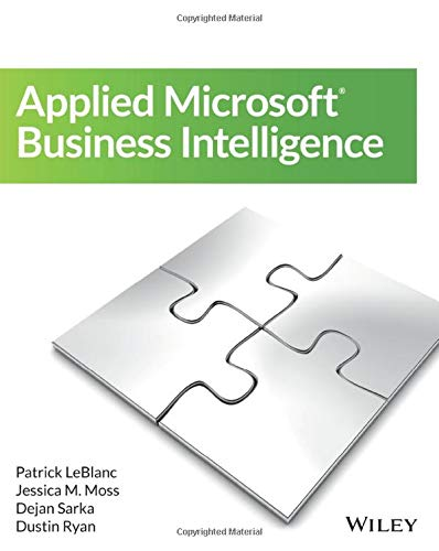 9781118961773: Applied Microsoft Business Intelligence