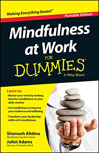 9781118965856: Mindfulness at Work for Dummies