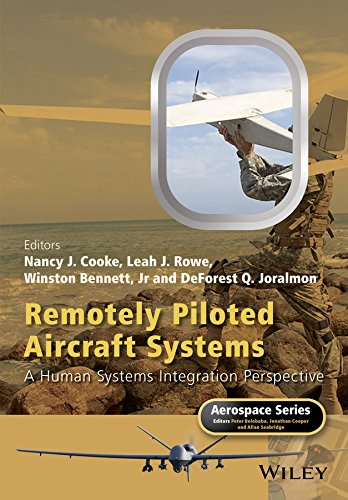 Remotely Piloted Aircraft Systems: A Human Systems Integration Perspective (Aerospace Series): Wiley