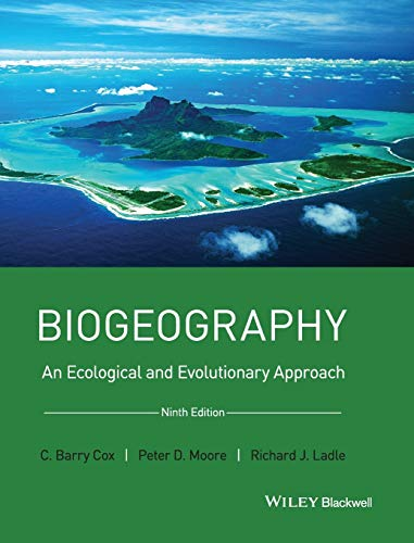 9781118968574: Biogeography: An Ecological and Evolutionary Approach