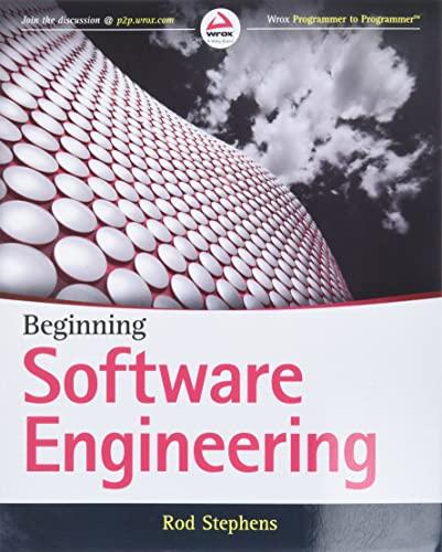9781118969144: Beginning Software Engineering